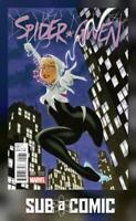 SPIDER-GWEN #1 TIMM VARIANT (MARVEL 2015 1st Print) COMIC