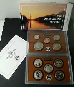 2020 United States Mint Proof Set