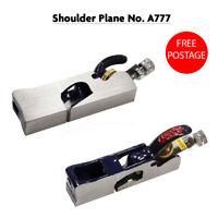 ANANT Woodworking No A777 Shoulder Plane Adjustable Carpenters Tool
