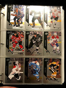 2011-12 Black Diamond NHLTrading Card Selection