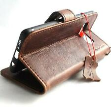 GENUINE LEATHER CASE FOR SAMSUNG GALAXY S10E BOOK WALLET COVER CARDS Vintage PRO