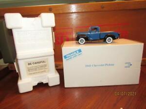 MIB~Danbury Mint~1941 CHEVROLET PICKUP~Truck~No Paperwork