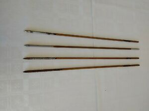 4 X Delmhorst Hay moisture meter Probe Lead only.The sale is for 4 units- as is