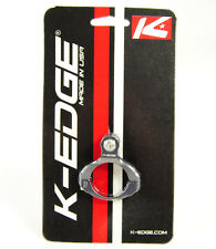 K-EDGE GO BIG Handlebar Camera Mount for GoPro, Garmin/Shimano, 31.8mm, Gunmetal