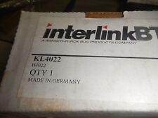 INTERLINK BT ANALOG OUTPUT Module KL4022 Brand New