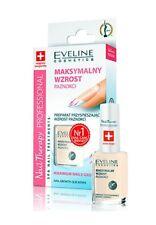 Eveline® Professional MAXIMUM Nails Growth,Nail Polish Quickener,Long Nails 12ml