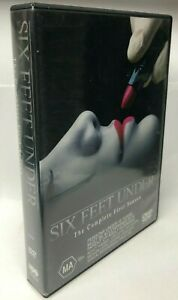 Six Feet Under - Complete First Season - 4 DVD Box Set - AusPost with Tracking