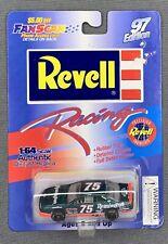 REVEL RACING 97 EDITION #75 RACE STOCK CAR REMINGTON 1/64 SCALE RICK MAST