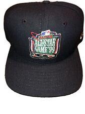VINTAGE BOSTON RED SOX 1999 MLB ALL STAR GAME NEW ERA SNAPBACK CAP HAT NEW
