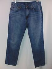 Lucky Brand Jeans 221 Original Straight Distressed Denim Jeans Men's 32x32 Pants