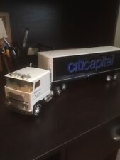 Nylint Pressed Steel Vintage Diecast Truck Trailor Citigroup