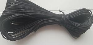 2mm 100% Dyneema gleistein 12 braid rope line SK78 grey per metre