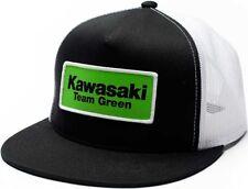 Factory Effex Kawasaki Team Green Snapback Hat -  Mens Lid Cap