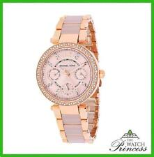 Michael Kors Luxury Wristwatches with Chronograph