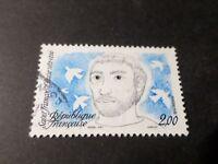FRANCE 1982, timbre 2198, SAINT FRANCOIS D ASSISE CELEBRITY, oblitéré, VF STAMP