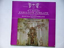 MOZART Exsultate jubilate ROHTRAUD HANSMANN Choral PHILIPPE CAILLARD GUSCHLBAUER