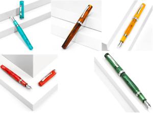 Leonardo pen officina italiana MESSENGER  fountain pen vari colori