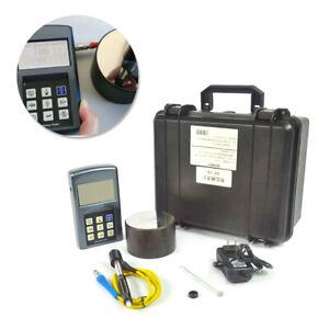 Portable Leeb Hardness Tester Metal Steel Hardness Meter with Calibration Block