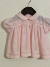 Vintage Fawn Fashions Baby Dress Fits 21-28 Pounds