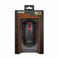 ASUS Mouse Espada GT200 Gaming Mouse Laser 4000DPI USB Wired RGB Lighting Mice