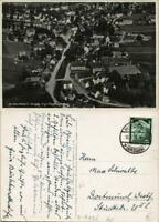 Ansichtskarte Burkhardtsdorf Luftbild 1935