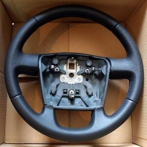 Volant Pour Fiat Ducato, Citroën Jumper Et Peugeot Boxer. Neuf Cuir Couverture