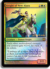 Magic The Gathering MTG Knight of New Alara - Foil Reborn