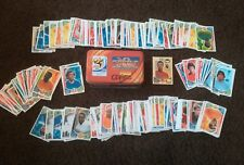 Match Attax Coll cards 360+ 2010 South Africa World Cup & Panini collector's tin