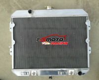3 ROW Aluminum Radiator For Nissan Datsun 280ZX 1981 1982 1983 81 82 83 AT/MT