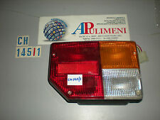 TRASPARENTE POSTERIORE SX C//RETROMARCIA FIAT 128 PONTE C-CL  ARIC REAR LAMPS
