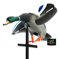 NEW LUCKY DUCK AIR LUCKY DECOY DRAKE MALLARD AIR WIND-POWERED SPINNING-WING