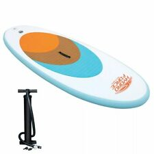 Bestway Hydro-Force Wave Crest opblaasbare paddle board set 204 x 76 x 10 cm