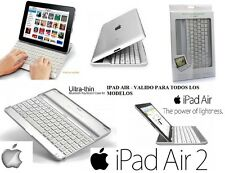 TECLADO para IPAD 5 IPAD AIR INALAMBRICO ESPAÑOL Ñ FUNDA BLUETOOTH