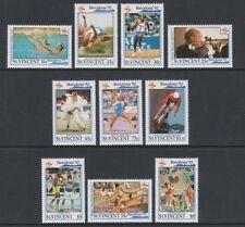 St Vincent - 1992, Olympic Games, Barcelona set - MNH - SG 1874/83