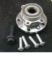 FOR AUDI A3 VW GOLF MK5 MK6 OE QUALITY FRONT WHEEL BEARING HUB KIT 4 STUD TYPE