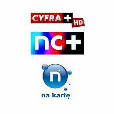 Doładowanie N HD NA Pakiet Domowy HD 12-mce Telewizja na Karte HD Plus Polsat