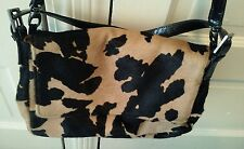 "One of a kind Designer OTTINO FIRENZE HANDBAG 12"" x 8"" Made in Italy"