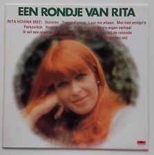 LP Rita Hovink – Een Rondje Van Rita Unplayed Vinyl Holland Polydor – 2441 066