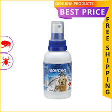 FRONTLINE SPRAY Flea and Tick Control 100 ML for Dogs and Cats