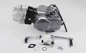 Lifan 125cc Motor Engine 1P54FMI Manuell 1-0-2-3-4 Cross Dirt Bike Pit Bike