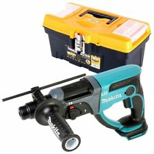 Makita DHR202 18V SDS Plus LXT Hammer Drill With 16 inch/41cm Tool Storage Box