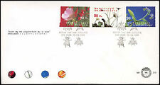 Netherlands 1994 Wild Flowers FDC First Day Cover #C28052