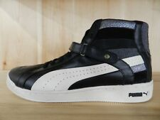 PUMA THE KEY  BLACK  WHITE WOMENS WMNS SIZE 6.5  346120-01