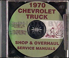 P32//P42 1996 OEM Shop Manual CD Chevy Truck /& Gmc /'P/' Chassis