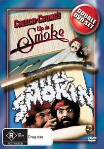 Cheech And Chong's Up In Smoke  / Cheech And Chong - Still Smokin' (DVD,...