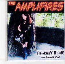 (EH200) The Amplifires, Fantasy Bride - 2011 DJ CD