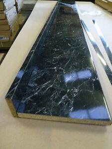 Worktops High Gloss Black 28mm x 300mm x 3050mm (3 metre)