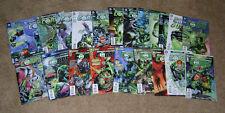 Green Lantern Corps 0-20+ Annual #1 Complete Run 2011 1st Prints VF/NM DC New 52