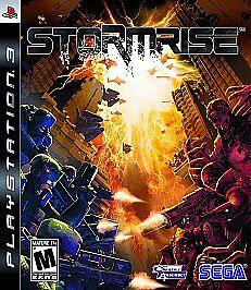 Stormrise PlayStation 3 PS3