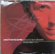 "PAUL HARDCASTLE ~ Are You Ready ~ 12"" Single PS"